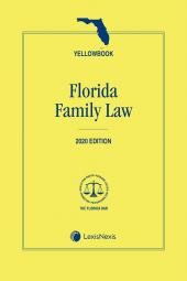 Florida Family Law (Yellowbook) cover