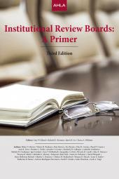 AHLA Institutional Review Boards: A Primer (Non-Members) cover