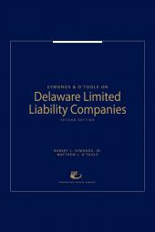 Symonds & O'Toole on Delaware Limited Liability Companies cover