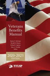 Veterans Benefits Manual cover