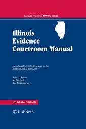 Illinois Evidence Courtroom Manual cover