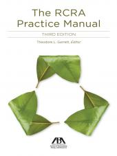 The RCRA Practice Manual cover