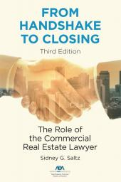 From Handshake to Closing: The Role of the Commercial Real Estate Lawyer cover
