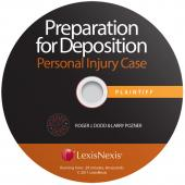 Preparation for Deposition in a Personal Injury Case: Plaintiff cover