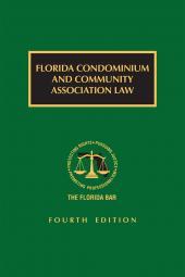 Florida Condominium and Community Association Law cover