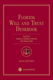 Kane's Florida Will and Trust Deskbook cover