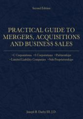Practical Guide to Mergers, Acquisitions and Business Sales cover