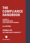 The Compliance Handbook: A Guide to Operationalizing Your Compliance Program cover