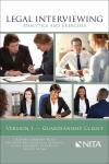 Legal Interviewing: Analytics and Exercises, Version 1 — Guardianship Client cover