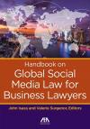 Handbook on Global Social Media Law for Business Lawyers cover