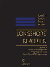Benefits Review Board Service Longshore Reporter cover