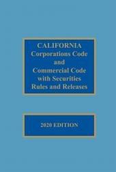 Bernhardt's California Real Estate Laws cover
