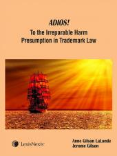 Adios to the Irreparable Harm Presumption in Trademark Law cover