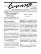Coverage (Insurance Coverage Litigation) (PDF) cover