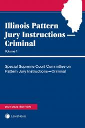 Illinois Pattern Jury Instructions -- Criminal cover