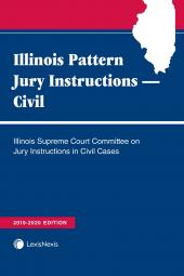 Illinois Pattern Jury Instructions -- Civil cover