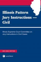 Illinois Pattern Jury Instructions -- Civil cover