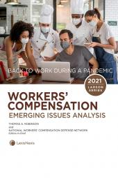 Workers' Compensation Emerging Issues Analysis cover