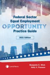 Federal Sector Equal Employment Opportunity Practice Guide cover