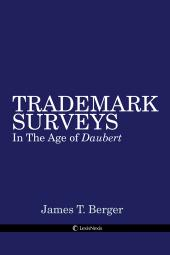 Trademark Surveys in the Age of Daubert cover