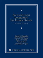 State and Local Government in a Federal System cover