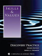 Skills & Values: Discovery Practice, Second Edition (2014) cover
