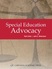 Special Education Advocacy cover
