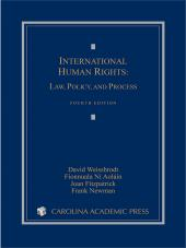 International Human Rights: Law, Policy, and Process cover