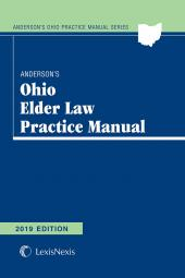 Anderson's Ohio Elder Law Practice Manual cover