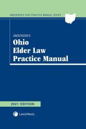 Anderson's Ohio Elder Law Practice Manual cover