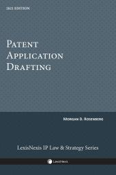 Patent Application Drafting cover