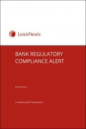 Bank Regulatory Compliance Alert Newsletter cover