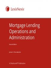Mortgage Lending Operations and Administration cover