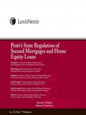 Pratt's State Regulation of 2nd Mortgages and Home Equity Loans cover