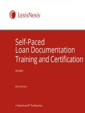 Self-Paced Loan Documentation Training cover