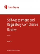 Self-Assessment & Regulatory Compliance Review cover