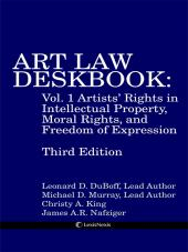 Art Law Deskbook cover