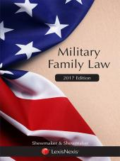 Military Family Law cover