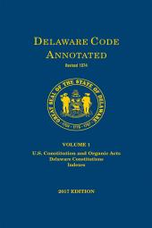 Delaware Code Annotated cover