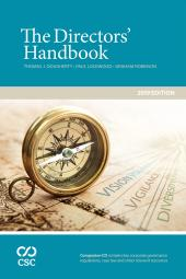 The Directors' Handbook cover
