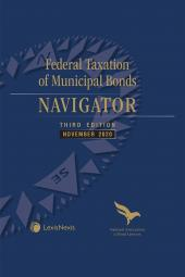 Federal Taxation of Municipal Bonds NAVIGATOR cover