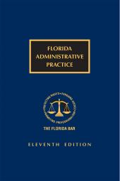 Florida Administrative Practice cover