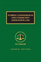 Florida Condominium and Community Association Law cover