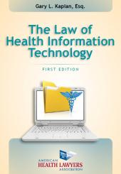 AHLA The Law of Health Information Technology (Non-Members) cover