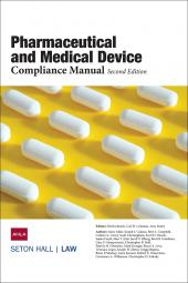 AHLA Pharmaceutical and Medical Device Compliance Manual (AHLA Members) cover