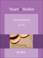 Yount v. Molitor: Faculty Materials cover