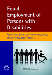 Equal Employment of Persons with Disabilities cover