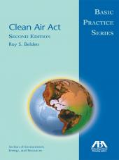 Basic Practice Series: Clean Air Act cover