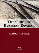 Guide to Business Divorce cover