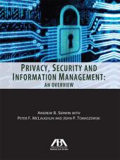 Privacy, Security, and Information Management cover